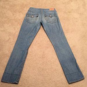 True Religion jeans size 25 (Jordan)
